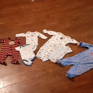 Child of Mine onesies